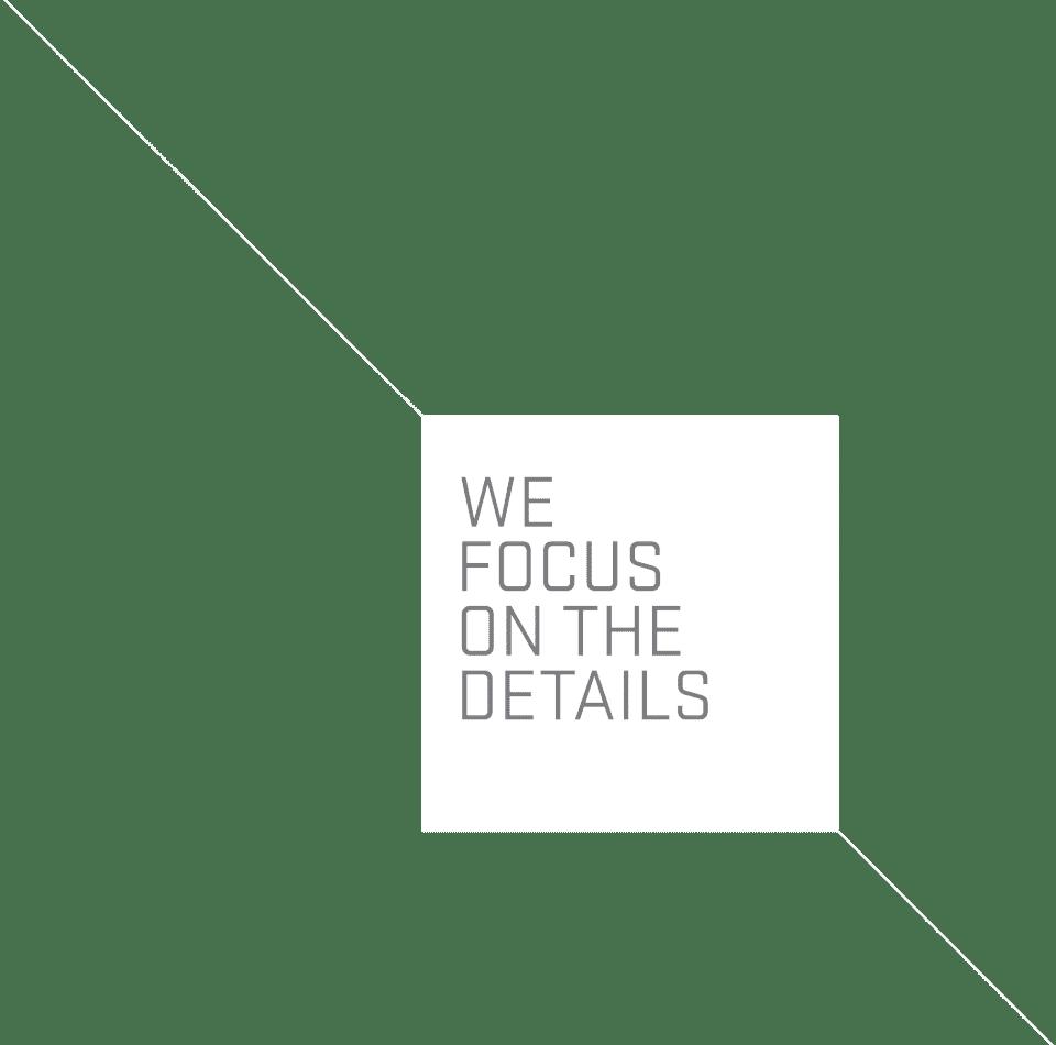 focus details